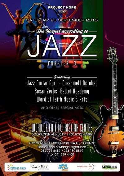'The Gospel According to Jazz – Chapter III' full of special surprises, says organiser