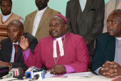 Anglican church in Kenya dismisses ministers for homosexual behaviour