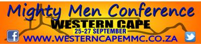 Unity through Mighty Men Western Cape!
