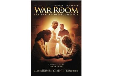 Prayer Book Based On The Movie War Room