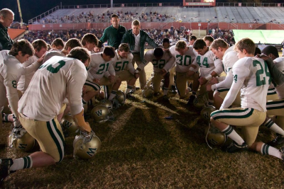 Woodlawn movie wowing critics and winning souls