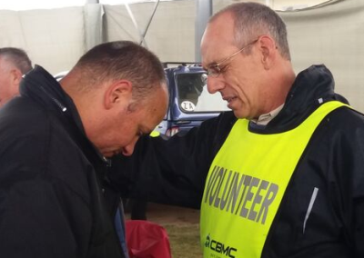 CBMC following-up men who met Jesus at Mighty Men event