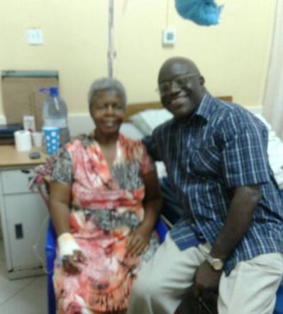 Miraculous recovery of wife of international evangelist, Stephen Lungu