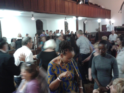 Christians and Jews celebrate Feast of Rededication in Paarl