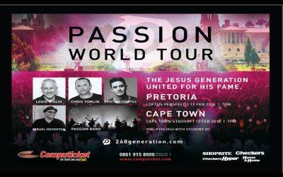 passion banner