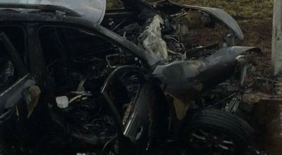 Driver survives fiery car crash with his bible