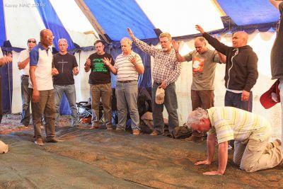 kmmc prayer tent