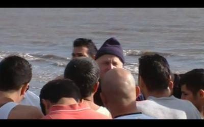 muslims baptised