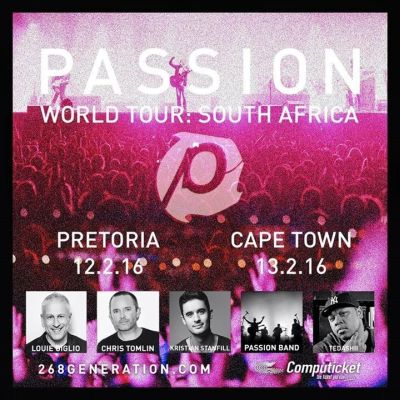 Passion Tour kicks off in packed stadiums this weekend