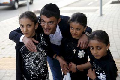 Yemenite Jewish girls