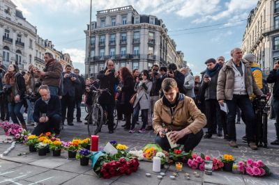 brussels mourns