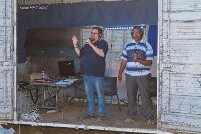Radio set to broaden access to information at KMMC