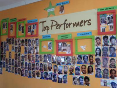 matric academy top performers