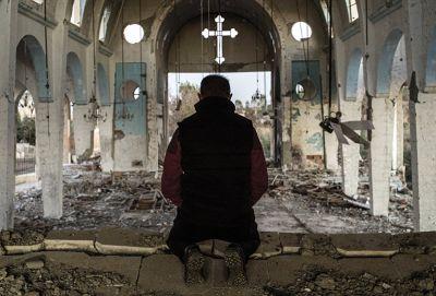 Aleppe ruin