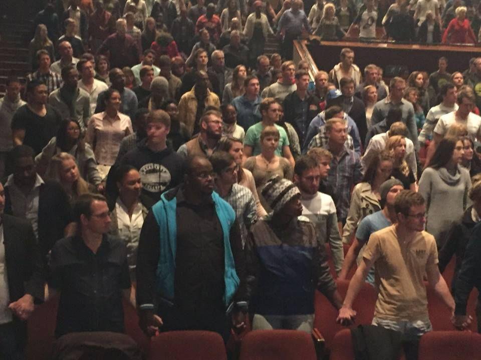 Angus Buchan Campus Tour Pretoria