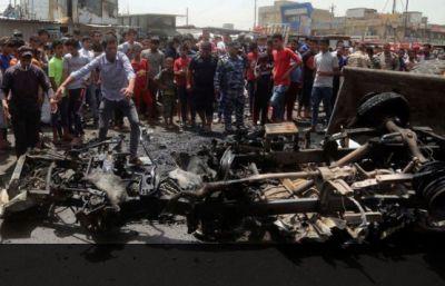 bagdhad car bomb