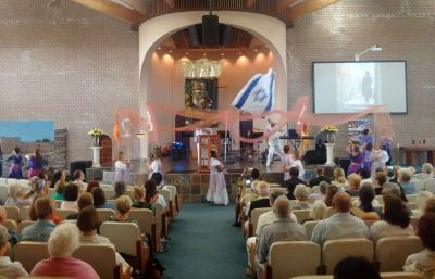Christian supporters of Israel from many nations gather in Cape Town