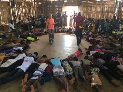 healing africa togo heaven