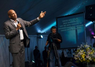 Our youth a chosen generation but under attack — Donnie McClurkin