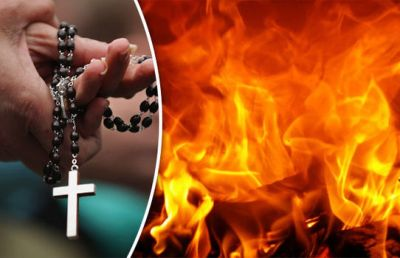 Muslim mob torches Christian homes as punishment for wanting to build church