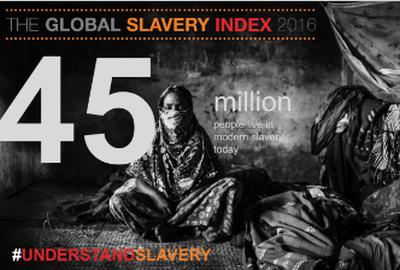 SLAVERY INDEX