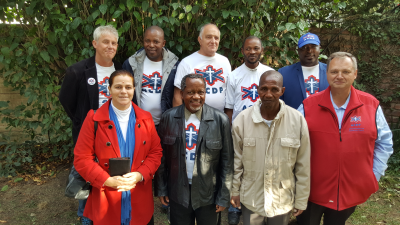 Meshoe on election trail in Eastern Cape
