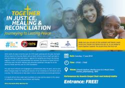 reconciliation event