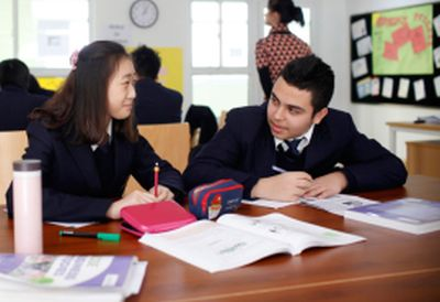 chinese-students