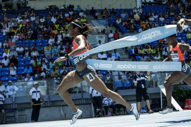 WATCH: Video of the Week: Sprinter worships Jesus after winning at US trials