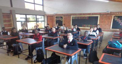 airy classroom