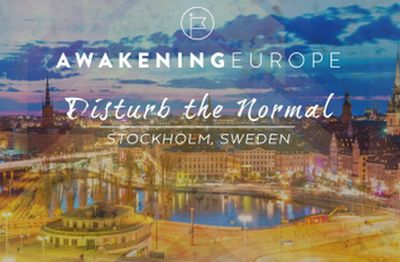 GOD TV airs 'Awakening Europe' LIVE from Sweden