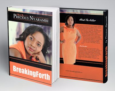 Interview with Breaking Forth author Precious Nyarambi