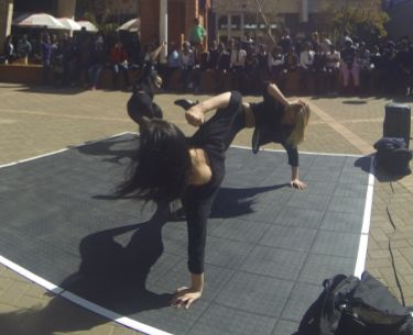 Empty Promises: The anti-trafficking dance production taking Bloemfontein by storm