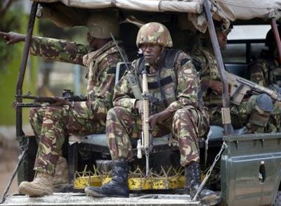 kenyan-defence-force