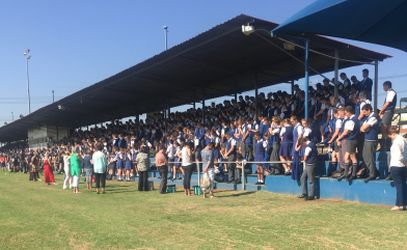 Hundreds of pupils accept Christ as Lord at Alberton school