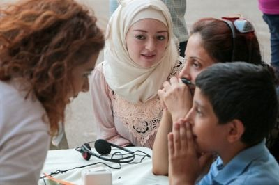 Syrian churches open doors to displaced Muslim families — and surprising things are happening