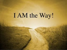 i-am-the-way