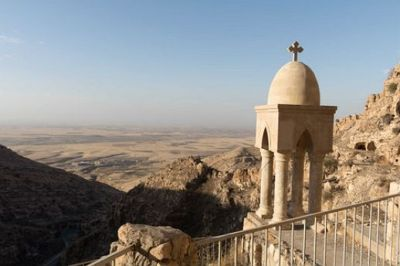 Alqosh, the last Iraqi Christian town, is here to stay