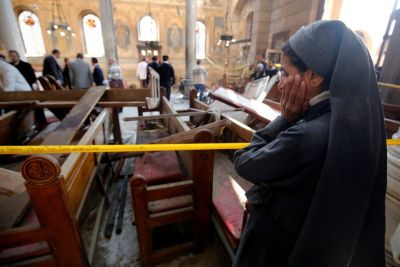 The actual war on Egypt's Christians