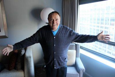 Evangelist Morris Cerullo miraculously healed from being wheelchair-bound