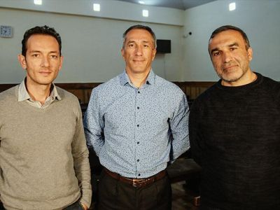 Three men imprisoned for Christ in Iran miraculously set free