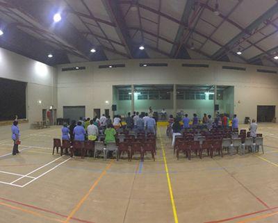 Great awakening 7 hall