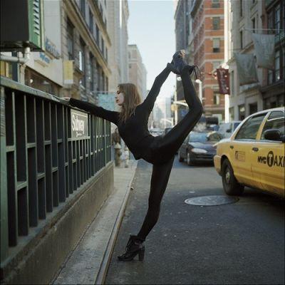 Kate dancer street
