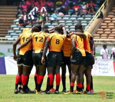 Uganda rugby pray
