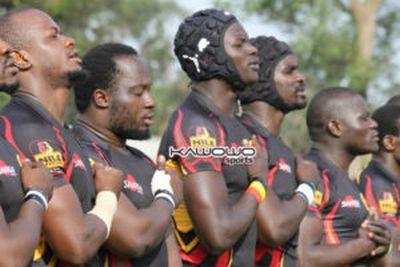 Uganda rugby