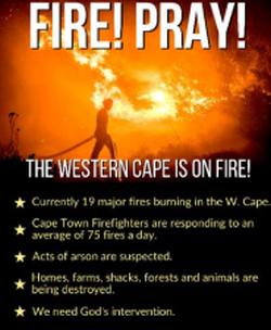 wc fire prayer