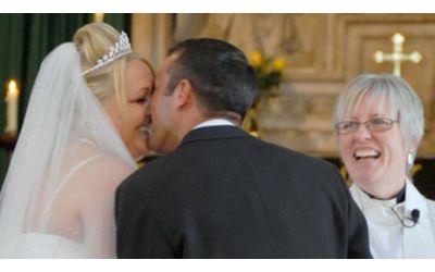 Church of england wedding