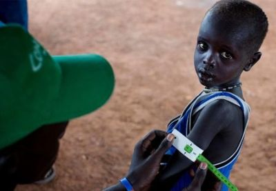 Famine strikes in South Sudan, people in four countries face starvation