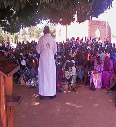 Uganda attack pray