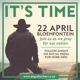 It's Time for miracles all over SA — Lindy-Ann Hopley